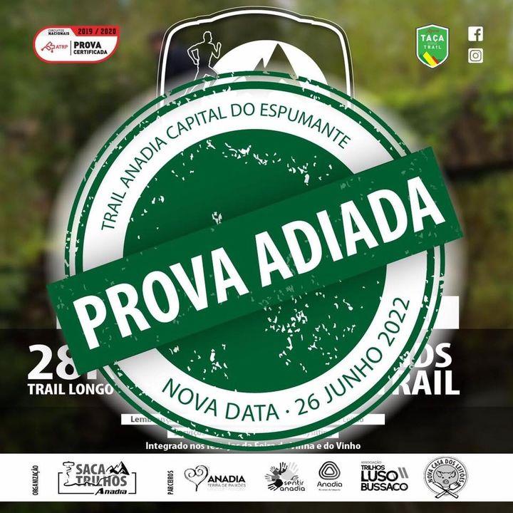 1º Trail Anadia Capital do Espumante