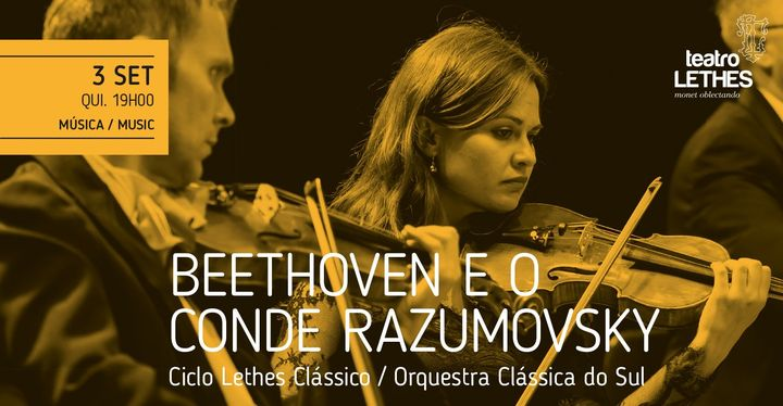 Beethoven e o Conde Razumovsky