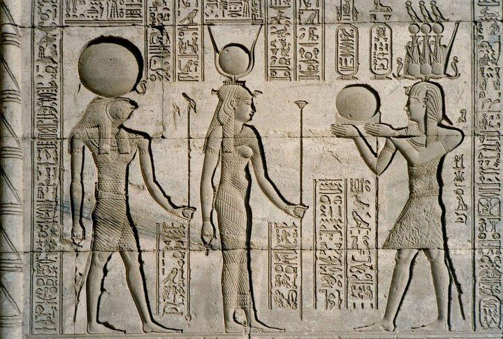 Deuses egípcios 5: Hórus e Hathor // Conf. José Carlos Fernández