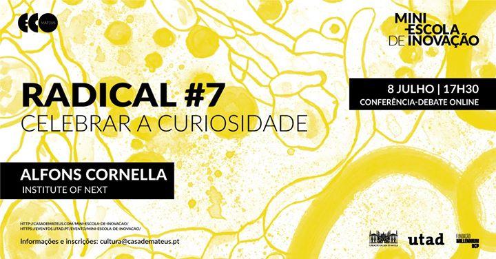 Radical #7 | Celebrar a Curiosidade
