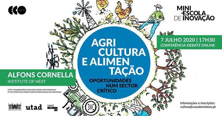 Agricultura e Alimentação: oportunidades num setor crítico