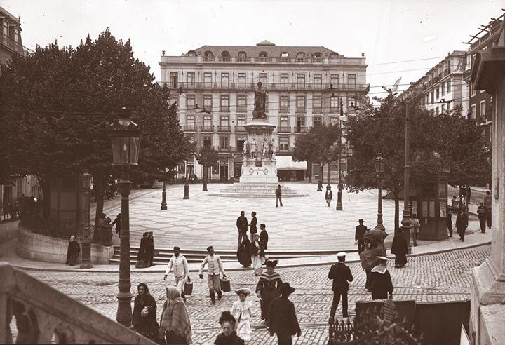 Visita Guiada à Lisboa de Luís Vaz de Camões