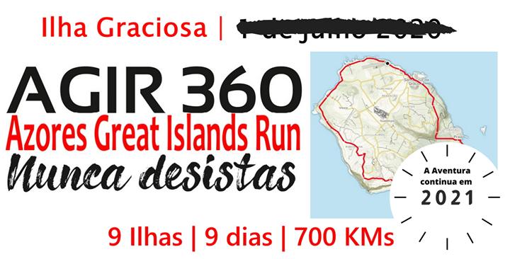 AGIR 360 - Volta à ilha Graciosa