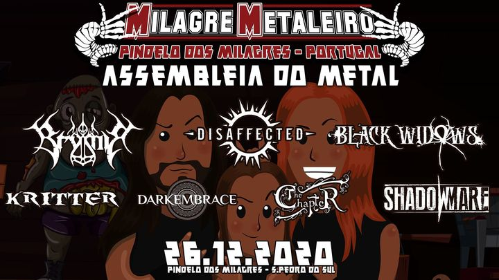 A D I A D O - Assembleia do Metal 2020