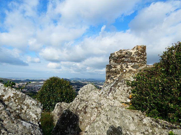 Linha do Oeste: Na Malveira, à conquista do Monte da Atalaia