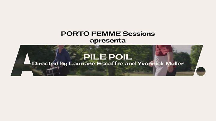 FEMME Sessions #13 | Avenida Café Concerto - Aveiro