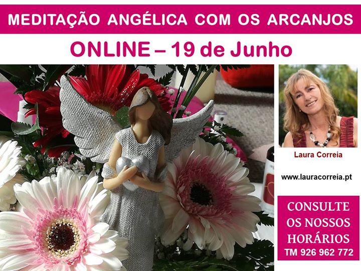 Online | Meditação Angélica com os Arcanjos