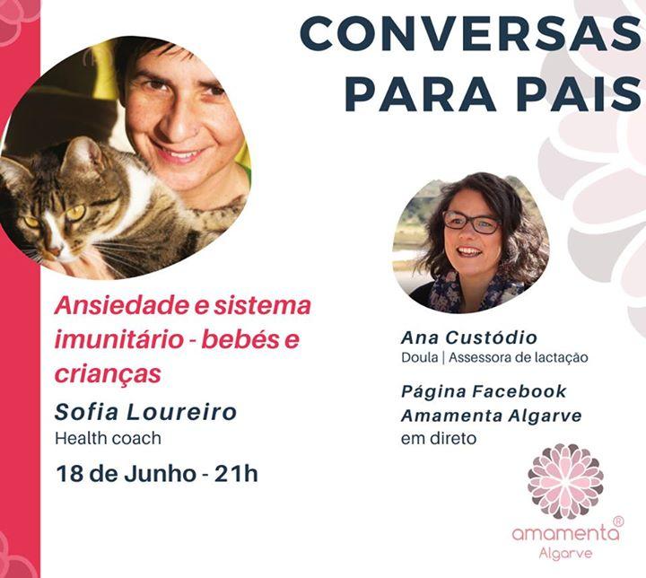 Conversas para Pais • Live Facebook