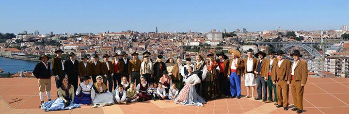 Espetáculo de Folclore