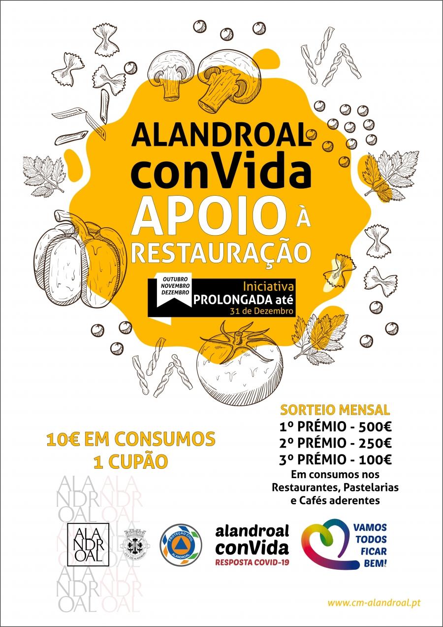 Alandroal ConVida - Apoio à Restauração