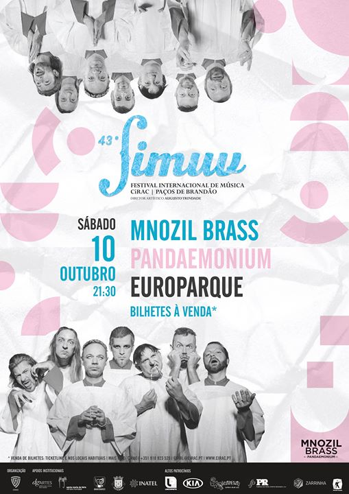 FIMUV - Mnozil - Adiado para 06 Novembro 2021
