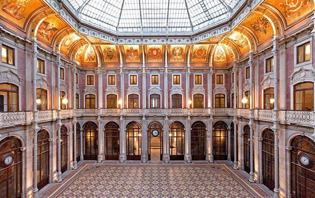 Visita Guiada ao Palácio da Bolsa