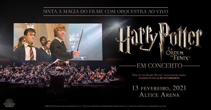 Harry Potter e a Ordem da Fénix™ em Concerto