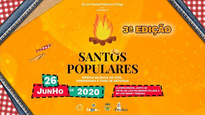 3º Arraial dos Santos Populares