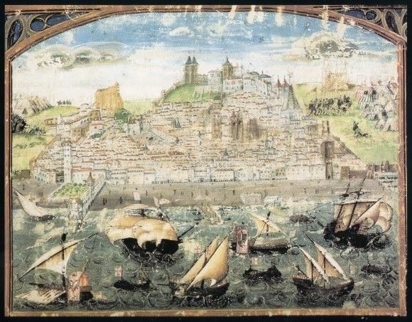Uma história de Lisboa no Terreiro do Paço [Esgotado]