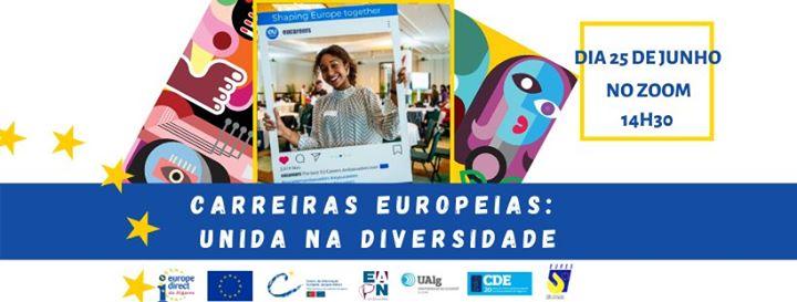 Carreiras Europeias: Unida na diversidade
