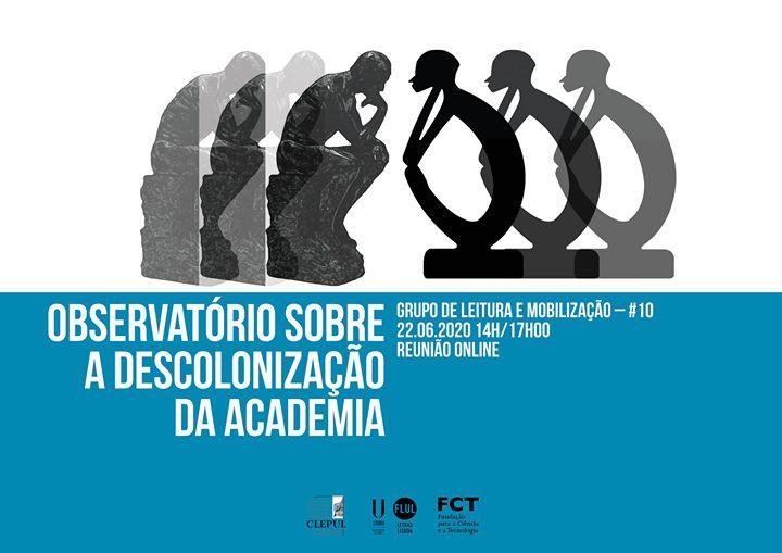Observatório sobre a Descolonização da Academia #10