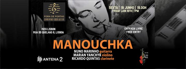 Manouchka - (Gypsy Jazz) A música de Django Reignardt