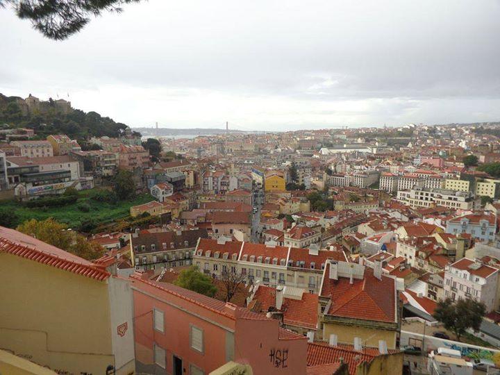 Circular Pedestre do concelho de Lisboa