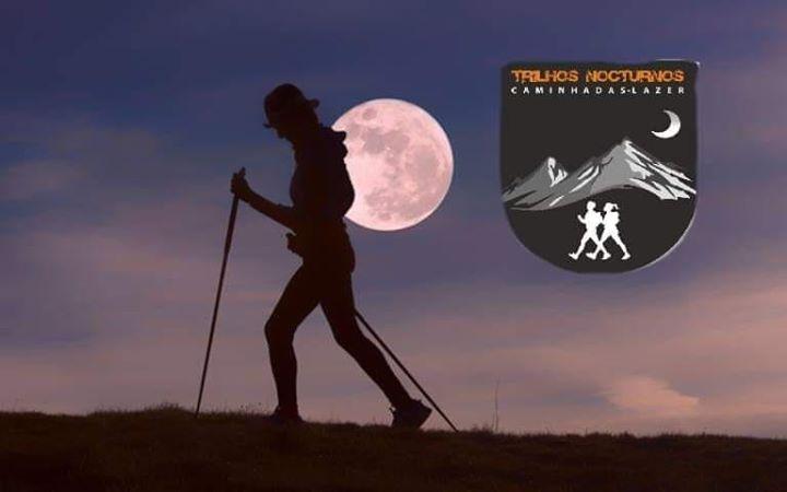 Caminhada de Lua Cheia/ Noite Mística/ Serra Misteriosa