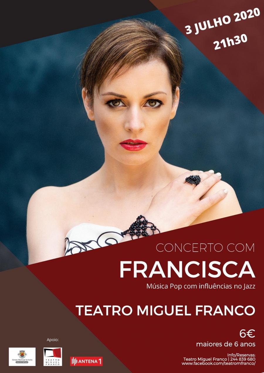 Concerto com Francisca