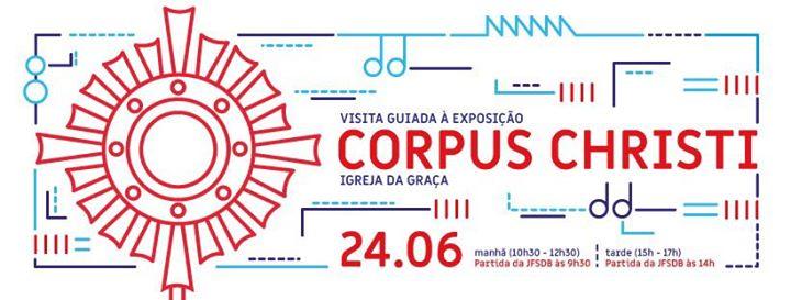Turismo na Cidade - Visita à Exposição 'Corpus Christi'