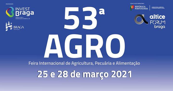 53º AGRO Feira Internacional de Agricultura, Pecuária e Alimenta