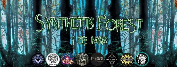 Synthetik Forest(Arkhos & Anubian 1stPortugal)EVENTO ADIADO