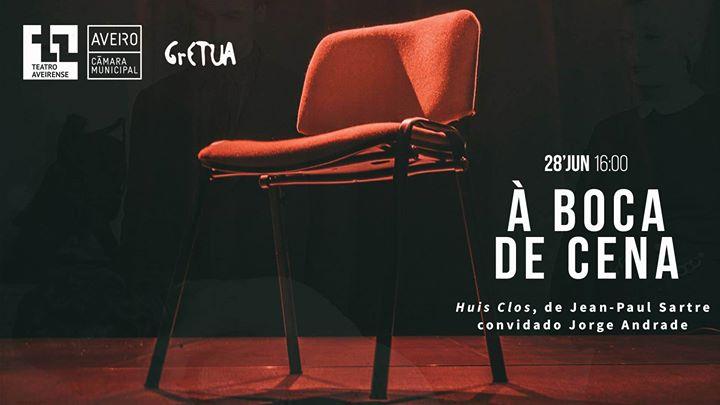 À Boca de Cena | Leitura Partilhada