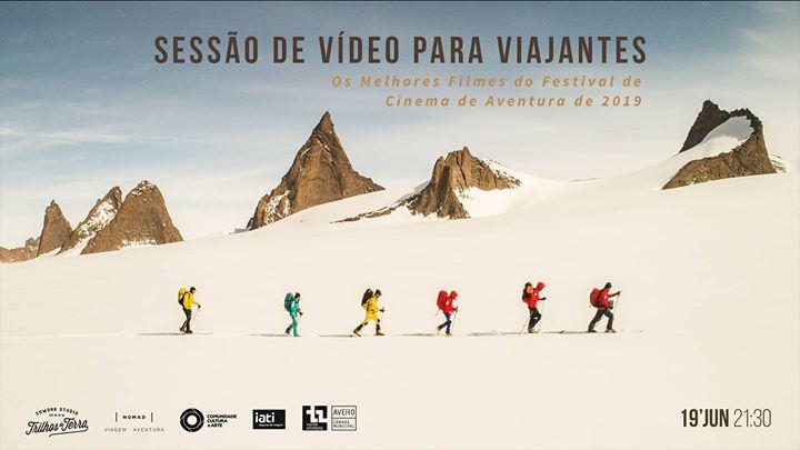 Sessão de Vídeo para Viajantes | Trilhos da Terra