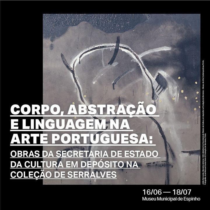 Exposição de Serralves em Espinho