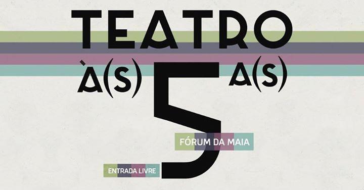 Teatro À(s) Quintas - 'El Licenciado Vidriera' - Karlik Teatro