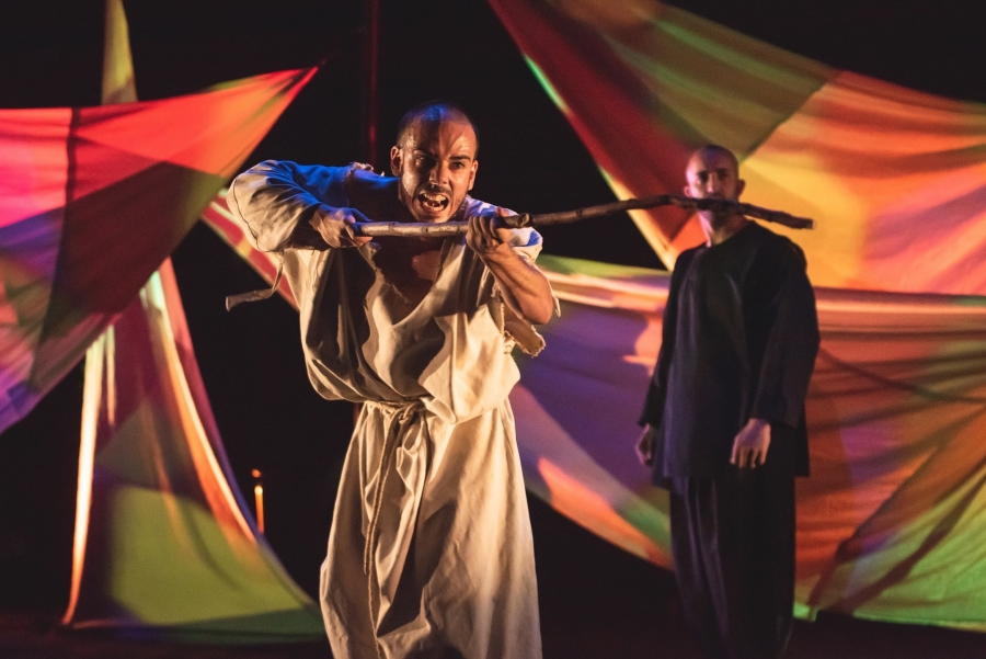 Teatro À(s) Quintas - 'El Licenciado Vidriera' - Karlik Danza Teatro