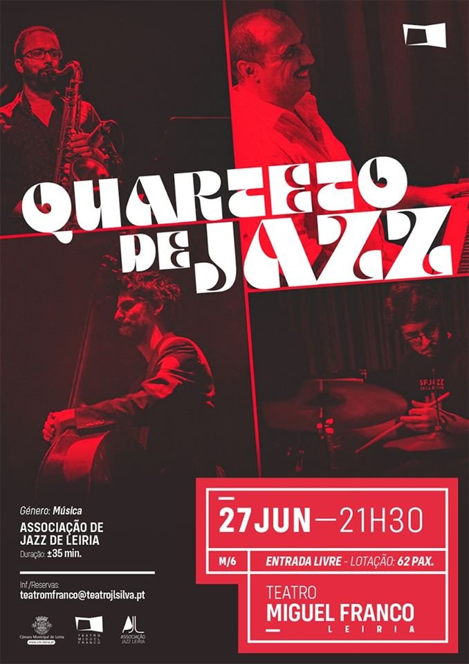 Quarteto de jazz