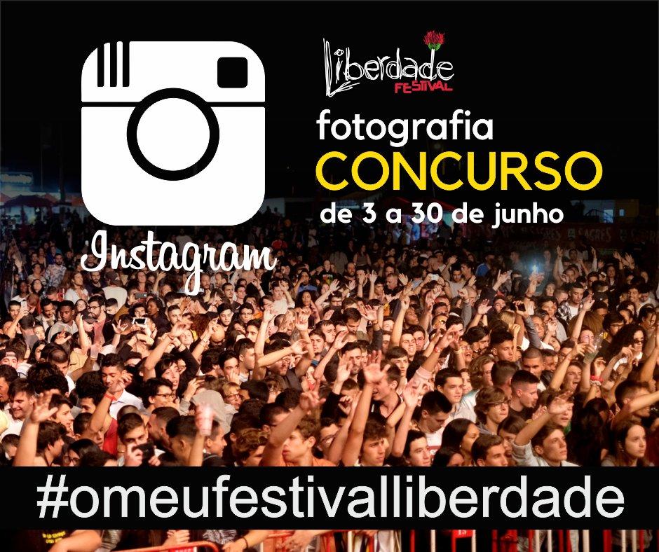 Concurso de Fotografia Festival Liberdade