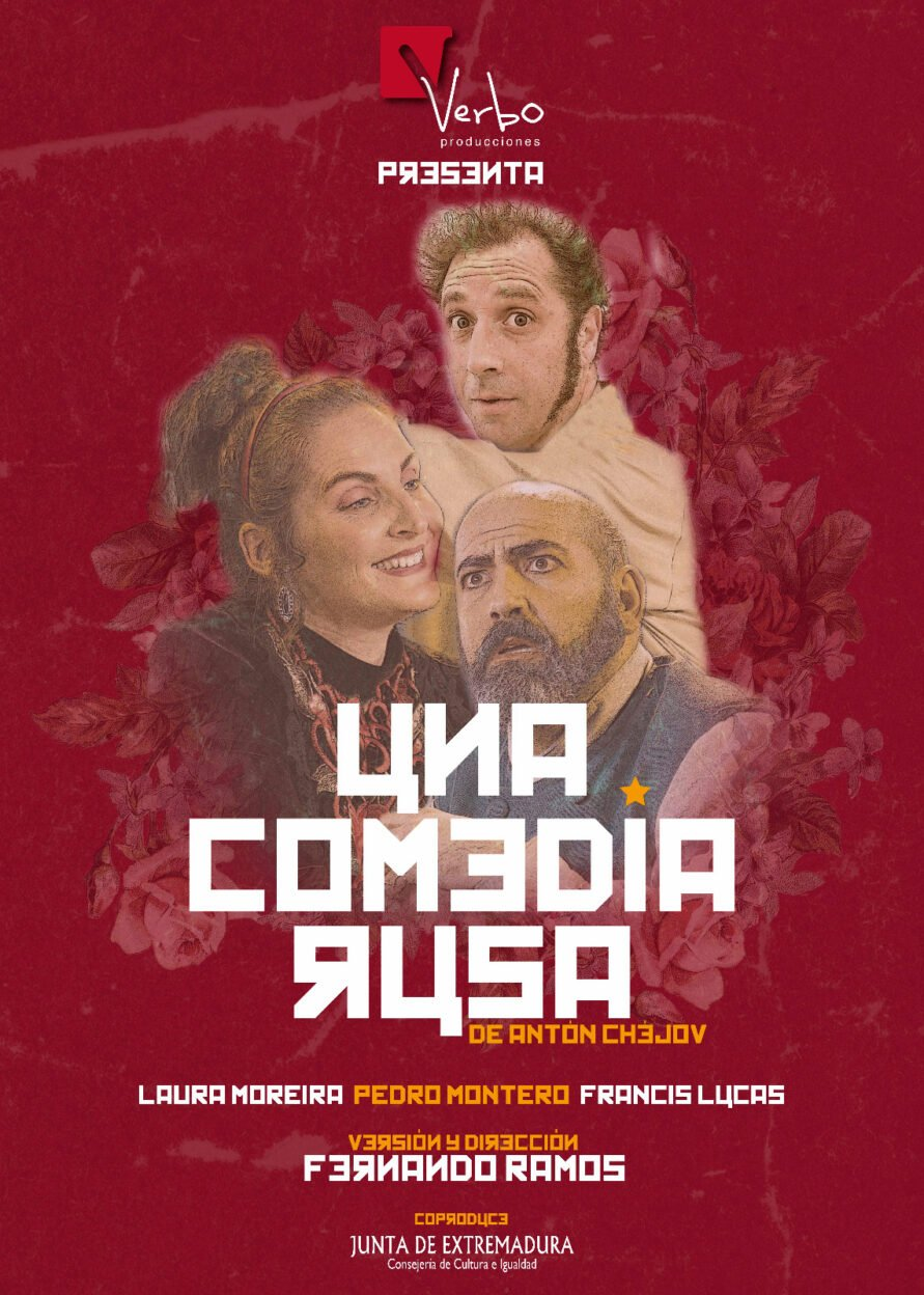 """Representación teatral """"Una comedia rusa"""""""