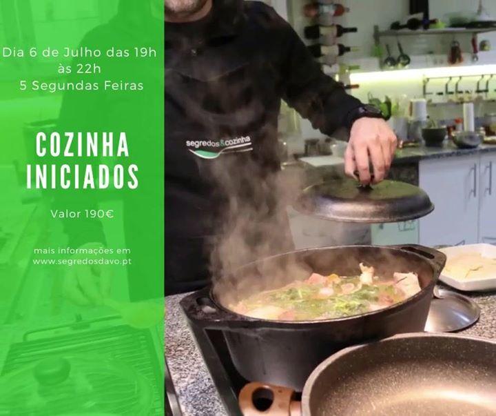 Cozinha Iniciados - Pós Laboral