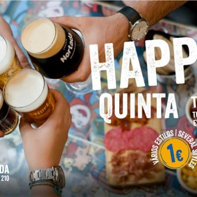 Happy Quinta - Fábrica Nortada