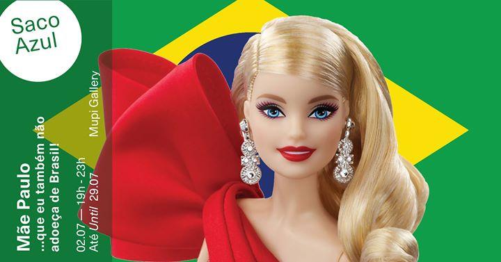 Que eu também não adoeça de Brasil!