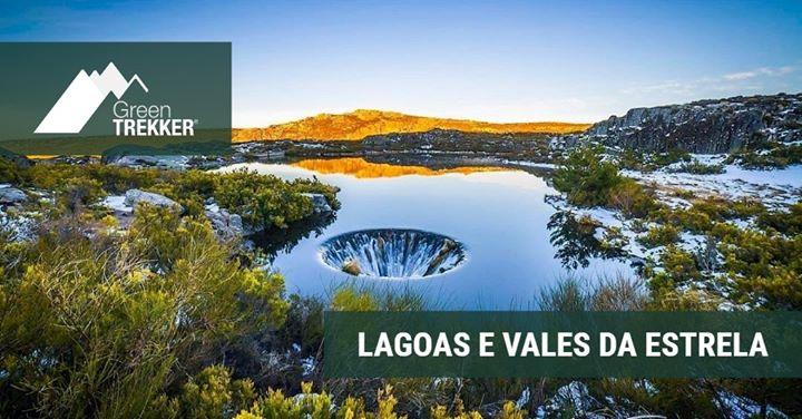 Lagoas e vales da Estrela