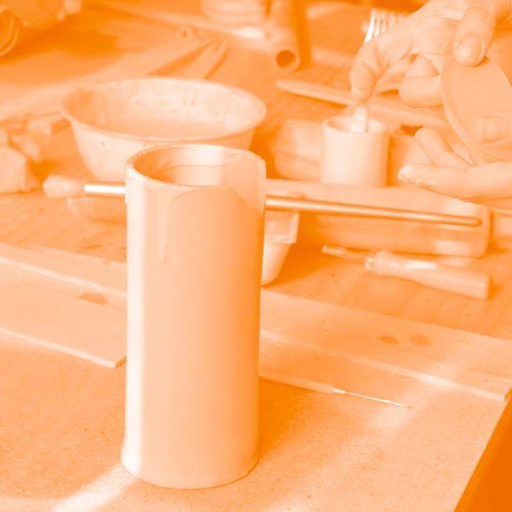 Oficinas de Cerâmica - Julho