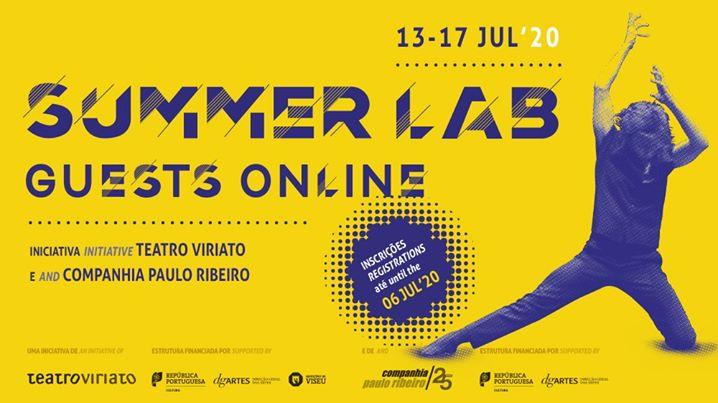 Summer LAB | Guests Online
