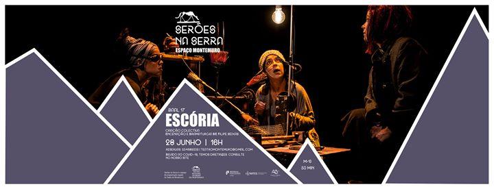 Serões na Serra - 'Escória' - Baal17