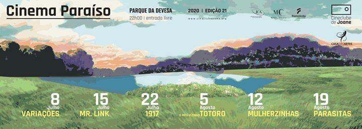 Cinema Paraíso _ 21.ª edição