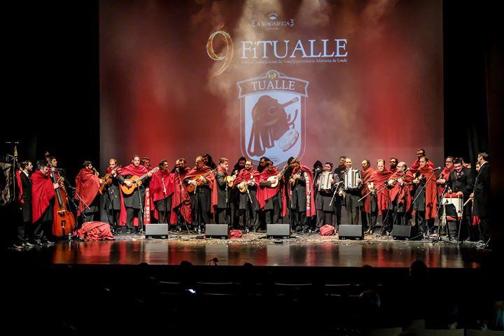 X FiTUALLE // Festival Internacional da Tuna Univ. Af. de Loulé