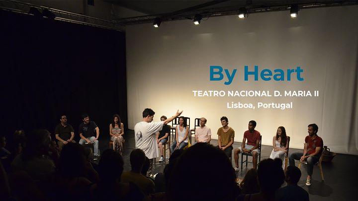 By Heart | Teatro Nacional D. Maria II
