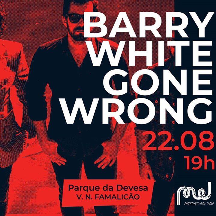 Barry White Gonne Wrong :: AnimaTe :: Mel - piquenique das artes