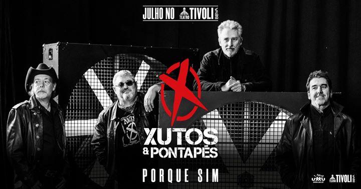 Xutos & Pontapés | Porque sim