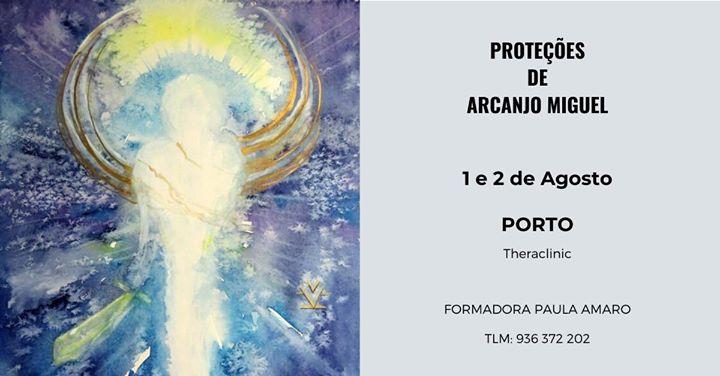 Proteções de Arcanjo Miguel