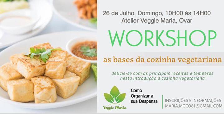 As Bases da Cozinha Vegetariana
